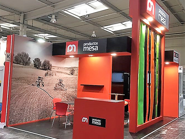 Productos Mesa Agritechnica Hannover